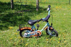 В Черкесске мужчина украл детский велосипед