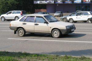 В Черкесске мужчина угнал авто у пенсионера